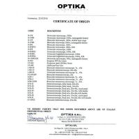 OPTIKA LAB 10 20x-40x Bino Stereo Микроскоп