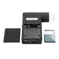 SIGETA HandView 20-500x 5.0 MP 3″ Цифровой микроскоп с гарантией