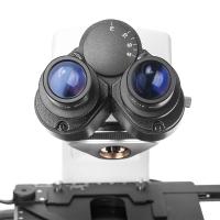 SIGETA MB-505 40x-1600x LED Trino Plan-Achromatic Микроскоп