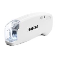 SIGETA MicroGlass 100x R/T (со шкалой) Микроскоп