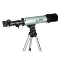 SIGETA Pandora (микроскоп + телескоп) в кейсе Детский микроскоп