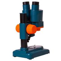LEVENHUK LabZZ M4 40x стерео Детский микроскоп с гарантией