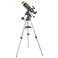 BRESSER Polaris Solar 102/460 EQ3 (carbon) Телескоп купить в Киеве