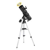 BRESSER Pollux 150/750 EQ3 Solar (carbon) Телескоп купить в Киеве