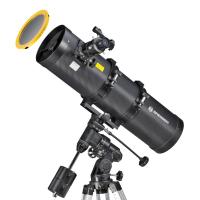 BRESSER Pollux 150/750 EQ3 Solar (carbon) Телескоп с гарантией