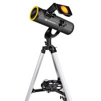 BRESSER Solarix 76/350 AZ (carbon) Телескоп купить в Киеве