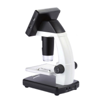 LEVENHUK DTX 500 LCD Цифровой микроскоп с гарантией