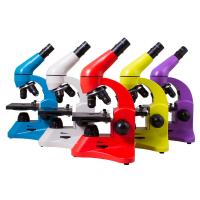 Микроскоп LEVENHUK Rainbow 50L (в 5 расцветках)