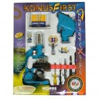 Детский микроскоп KONUS KONUSFIRST 600X