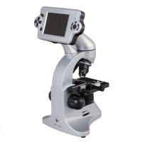 Микроскоп LEVENHUK D70L Digital 40x-400x (до 1600x с зумом)