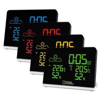 Метеостанция NATIONAL GEOGRAPHIC Multi Colour Wireless (Black)