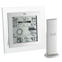 Метеостанция TFA Square Plus