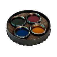 ARSENAL Набор светофильтров LRGB для астроном/камер (голубой, красный, ИК, зелёный), 1.25