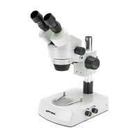 Микроскоп OPTIKA SZM-1 7x-45x Bino Stereo Zoom