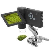 Цифровой микроскоп SIGETA HandView 20-500x 5.0 MP 3