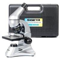 Микроскоп SIGETA PRIZE NOVUM 20x-1280x (в кейсе)