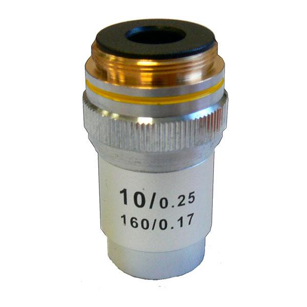 купить Объектив для микроскопа KONUS 10x (ахроматический)