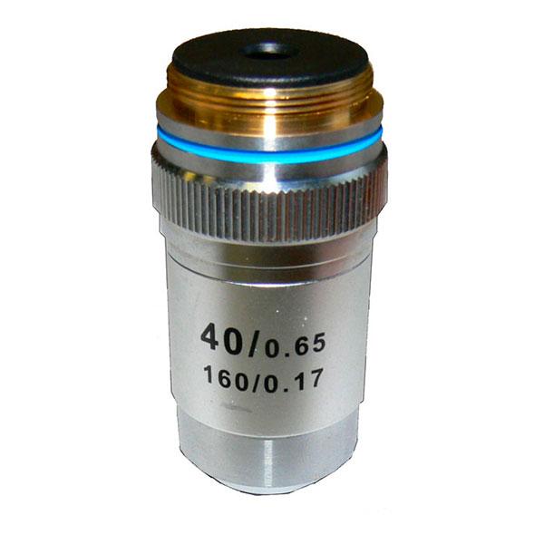 купить Объектив для микроскопа KONUS 40x (ахроматический)