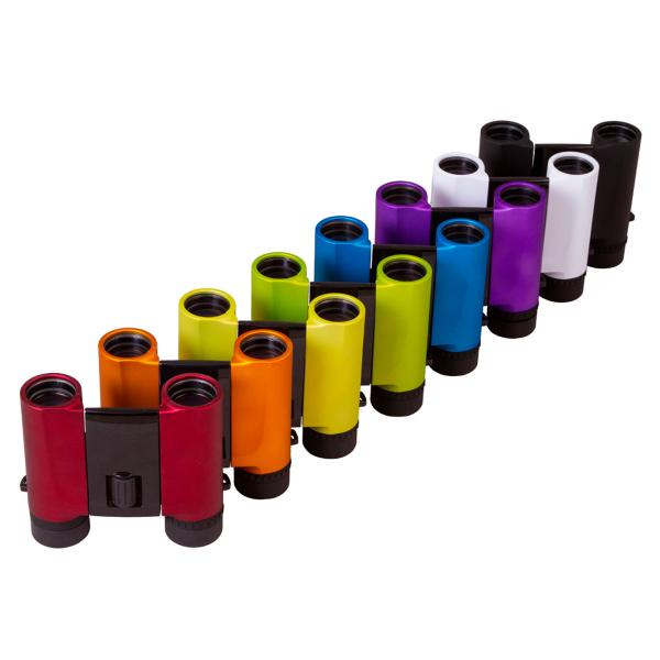 купить Бинокль LEVENHUK Rainbow 8x25 (в 8 расцветках)