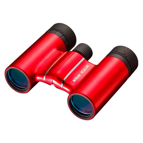 купить Бинокль NIKON Aculon T01 10x21 Red