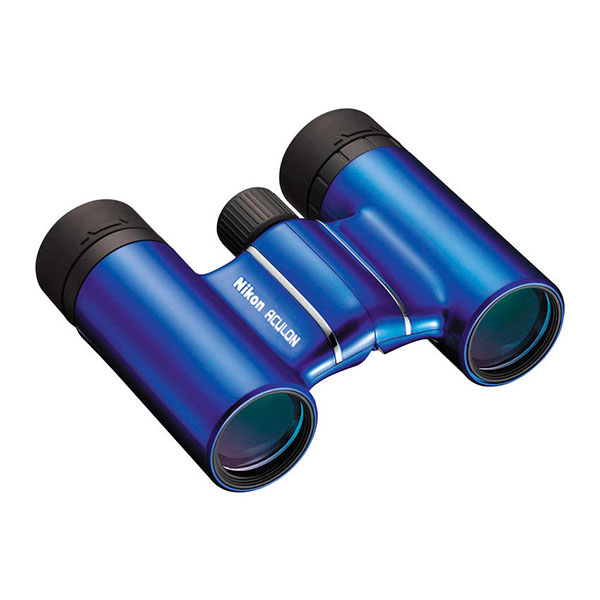 купить Бинокль NIKON ACULON T01 8x21 (синий)
