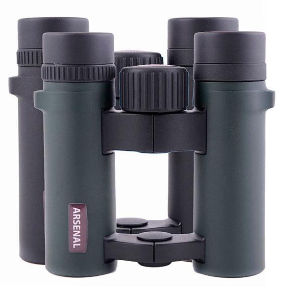 купить Бинокль ARSENAL NBN45 8x26 Roof (Black/Green)