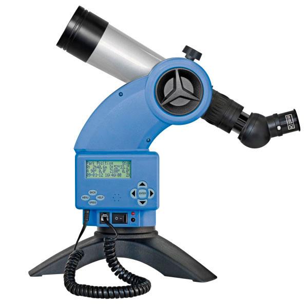 купить Телескоп BRESSER Junior 60/300 GOTO с кейсом