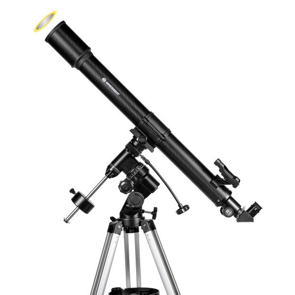купить Телескоп BRESSER Lyra 70/900 EQ (carbon)