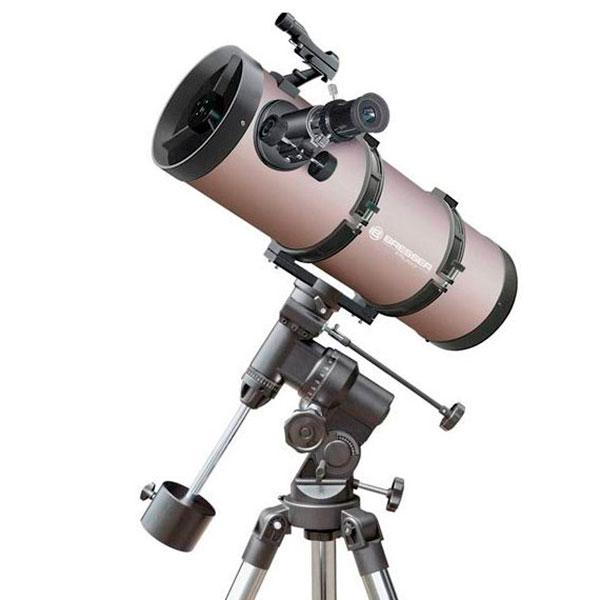 купить Телескоп BRESSER Pluto 114/500 EQ-SKY