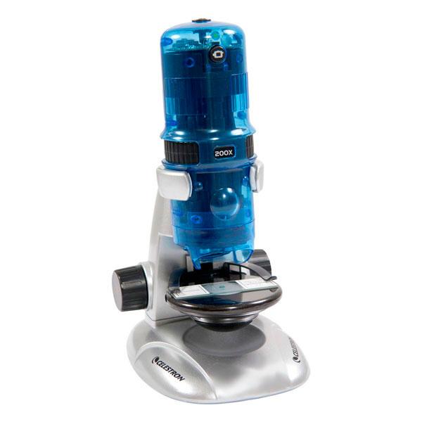 купить Цифровой микроскоп CELESTRON Amoeba