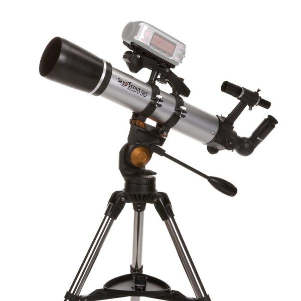 купить Телескоп CELESTRON SkyScout Scope 90