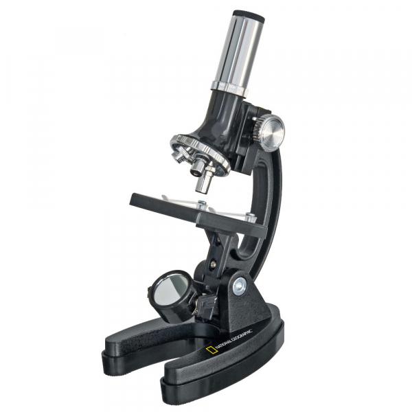 Детский микроскоп NATIONAL GEOGRAPHIC 300x-1200x – цена, купить в Украине