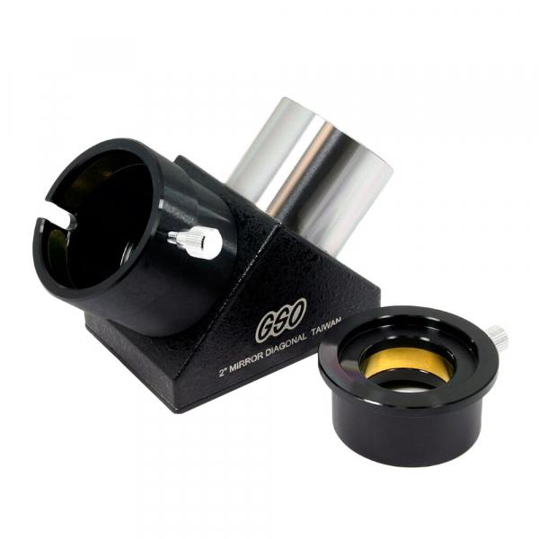 """купить Диагональное зеркало GSO 90°, 2"""" (с адаптером)"""