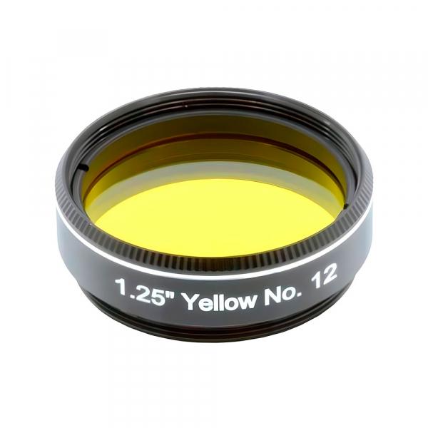 """купить Фильтр ARSENAL цветной №12 (желтый), 1.25"""""""