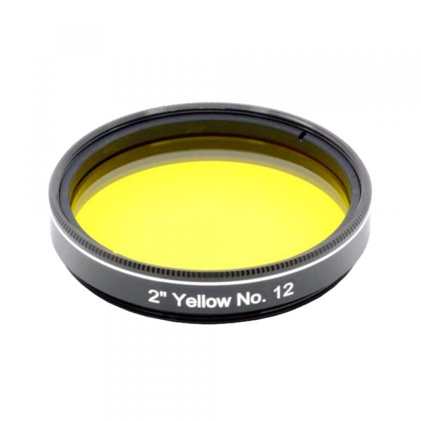 """купить Фильтр GSO цветной №12 (желтый), 2"""""""
