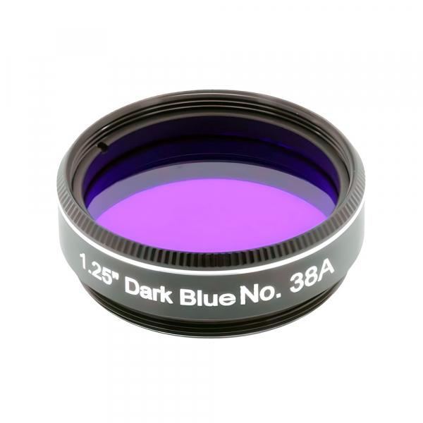 """купить Фильтр GSO цветной №38A (темно-синий), 1.25"""""""