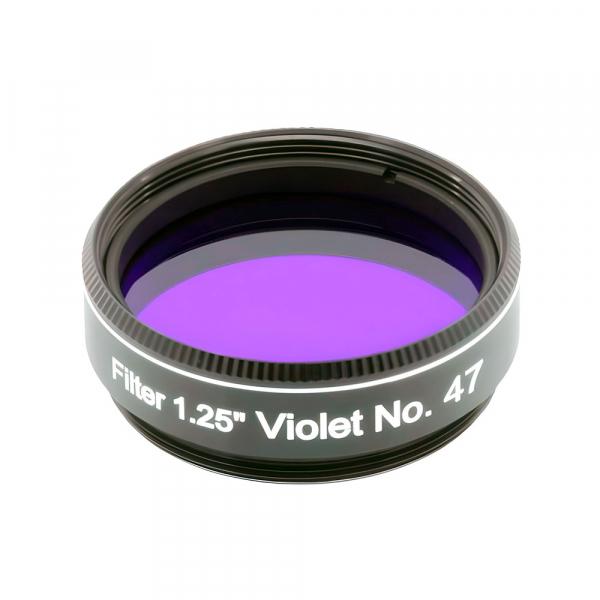 """купить Фильтр GSO цветной №47 (фиолетовый), 1.25"""""""