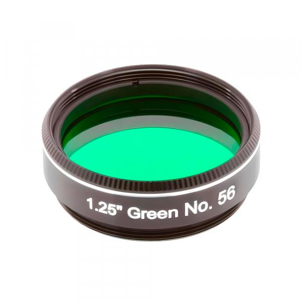 """купить Фильтр GSO цветной №56 (зеленый), 1.25"""""""