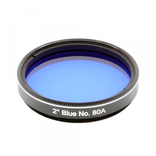 """купить Фильтр GSO цветной №80A (светло-синий), 2"""""""