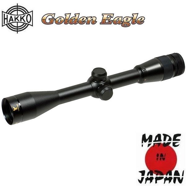 купить Оптический прицел HAKKO Golden Eagle 4-12x40 (4A)