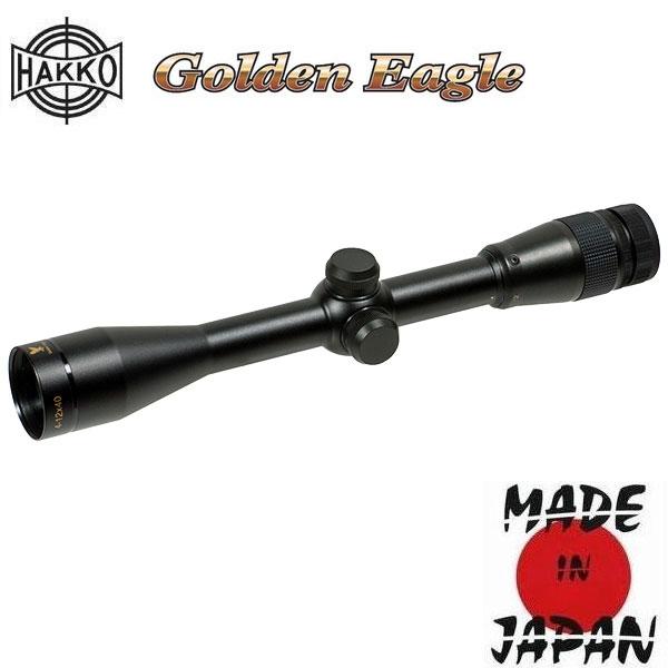 купить Оптический прицел HAKKO Golden Eagle 4-12x40 (Duplex)