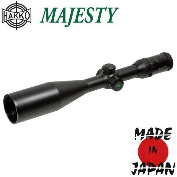 купить Оптический прицел HAKKO Majesty 30 4-16x56 FFP (4A IR Dot R/G)