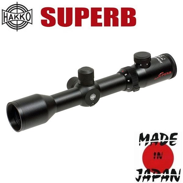купить Оптический прицел HAKKO Superb 30 1.5-6x42 (SKS IR Red)