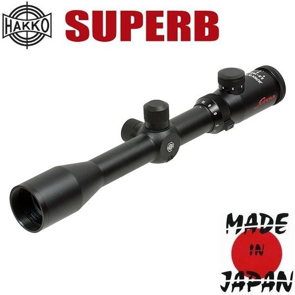 купить Оптический прицел HAKKO Superb 30 2.5-10x42 (4A IR Dot Red)