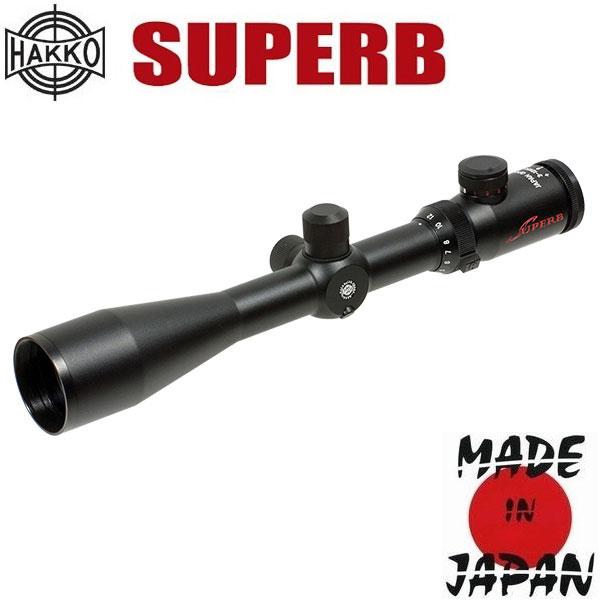 купить Оптический прицел HAKKO Superb 30 3-12x50 (4A IR Dot Red)