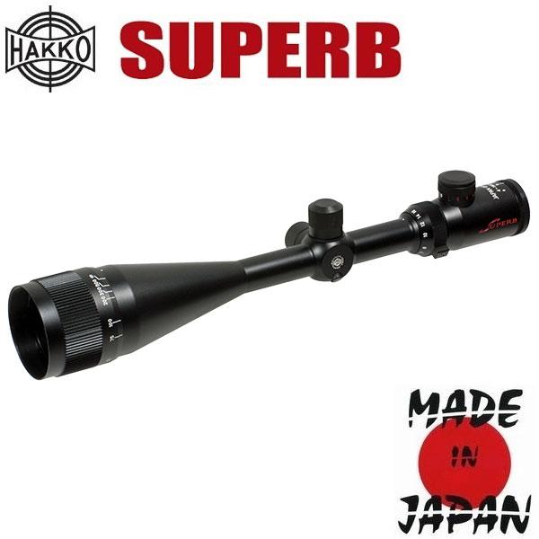 купить Оптический прицел HAKKO Superb 4-16x56 AO (Mil Dot IR R/G)
