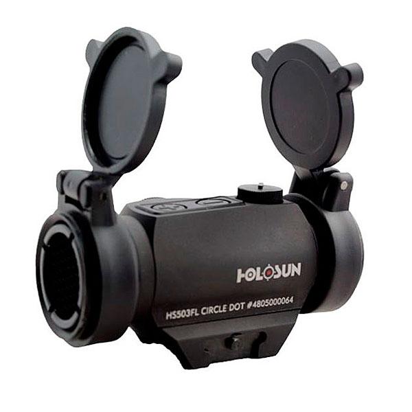 купить Коллиматорный прицел HOLOSUN Paralow Circle Dot HS503FL