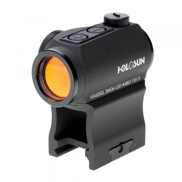 купить Коллиматорный прицел HOLOSUN Paralow Motion Sensor HS403GL