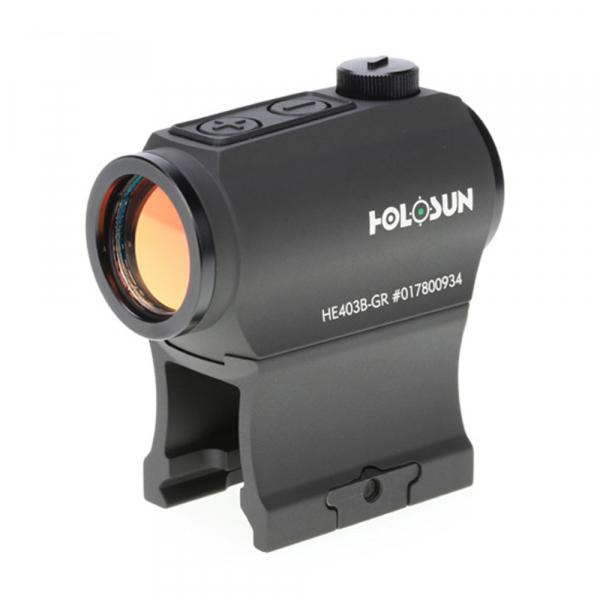 купить Коллиматорный прицел HOLOSUN HE403B-GR Elite
