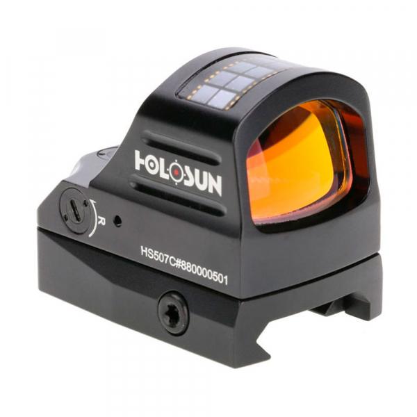 купить Коллиматорный прицел HOLOSUN OpenReflex Micro HS507C